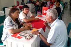 Empresarios peruanos y colombianos concretaron negocios en Leticia.