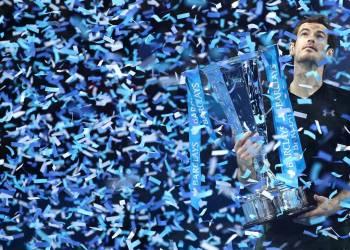 Murray confirmó su supremacía en el ranking de la ATP con el título de Maestros.