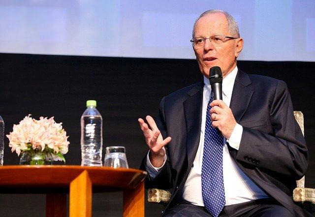 El presidente Kuczynski señaló que ayudará a que las pymes se formalicen y obtengan beneficios.