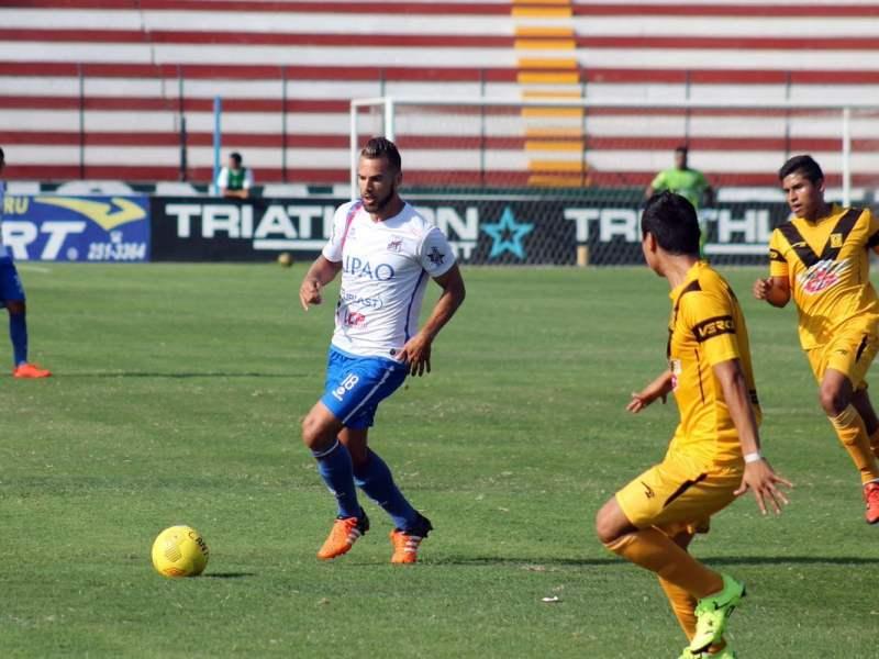 Cantolao igualó con Manucci y ahora son líderes junto a Coopsol  y Sport Ancash.