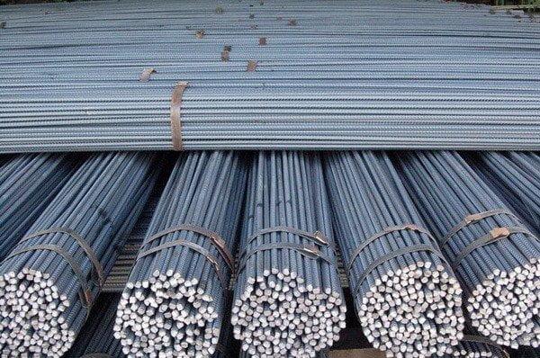 Perú incrementó sus exportaciones de barras de acero con muecas.