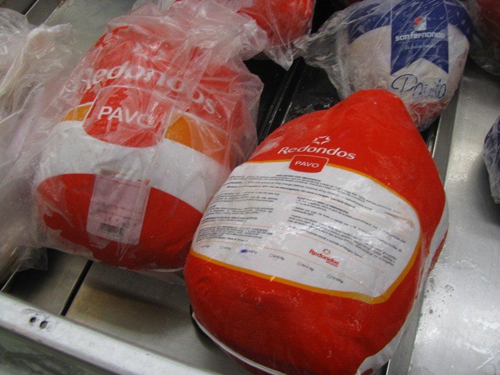 Exportación peruana de carne de pavo  sumó más de US$ 8 millones entre enero y octubre