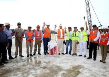 El presidente Kuczynski inauguró fase inicial de puerto de Yurimaguas que interconectará diversas ciudades nacionales con localidades de Ecuador, Colombia y Brasil.