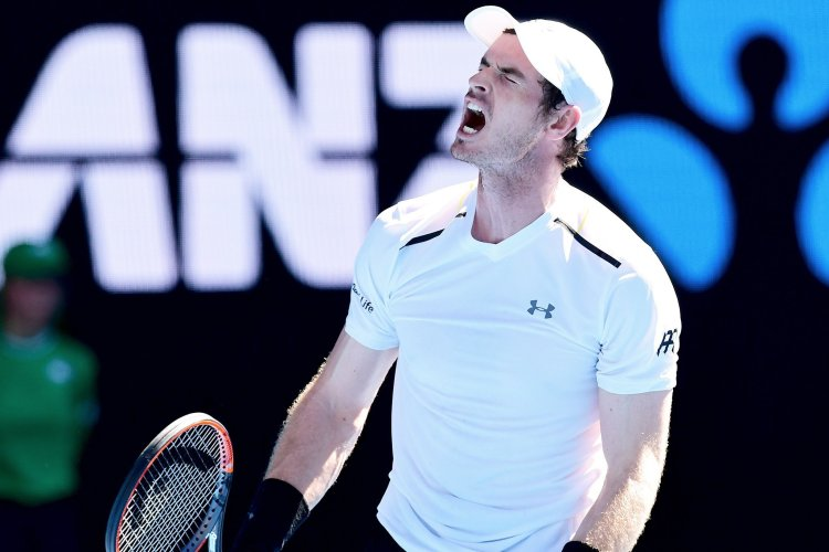 Murray quedó fuera de Melbourne tras caer ante una muralla llamada Zverek.
