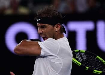 Rafael Nadal sigue en carrera por el título del Abierto de Australia