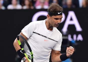 Rafael Nadal ya está en semifinales de Australia.