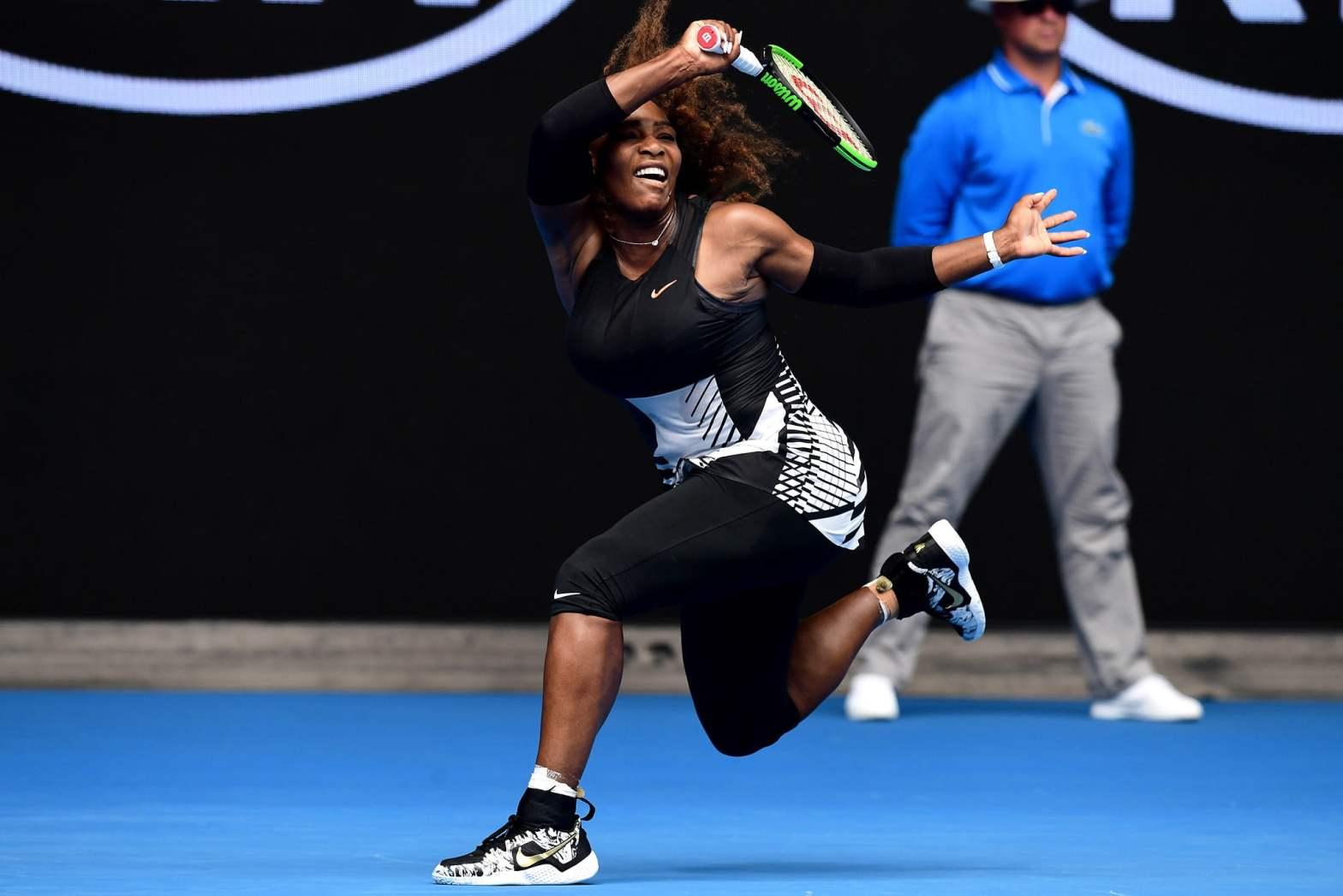 Abierto de Australia: Serena Williams venció a Strycova y sigue soñando con el título