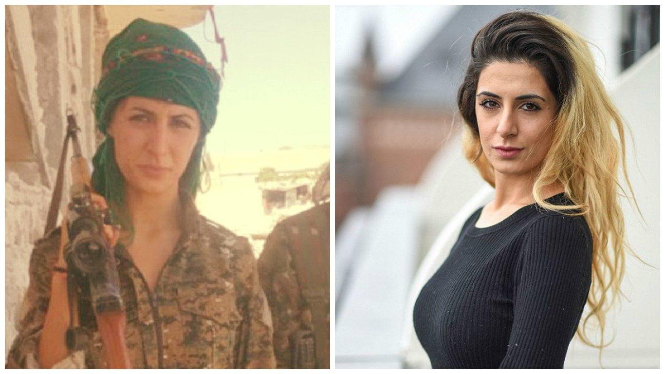 La bella danesa que ISIS quiere convertir en esclava sexual [FOTOS]