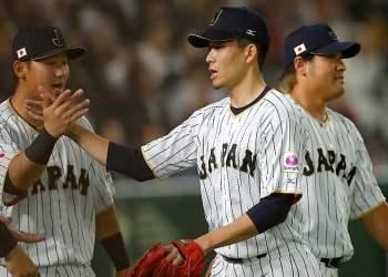 Los japoneses siguen invictos en el Clásico Mundial.