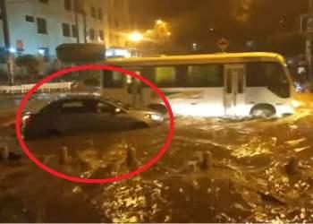 Tormenta eléctrica deja incomunicados a cientos en Piura