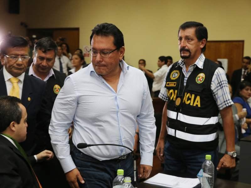 El Poder Judicial declaró fundado el pedido de la fiscalía, que investiga al gobernador regional del Callao