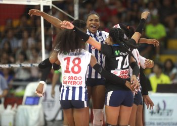 Alianza Lima celebró en la semifinal de vuelta.