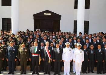 El presidente Kuczynski volvió a resaltar la operación de rescate de los comandos Chavín de Huántar.