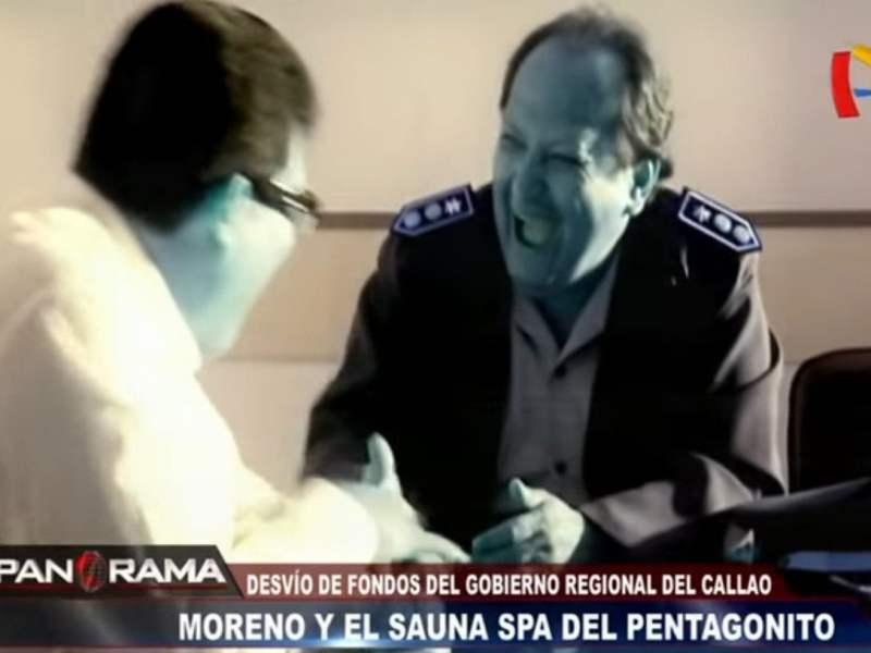Denuncian a Moreno por desvío de dinero para construcción de spa en el Pentagonito