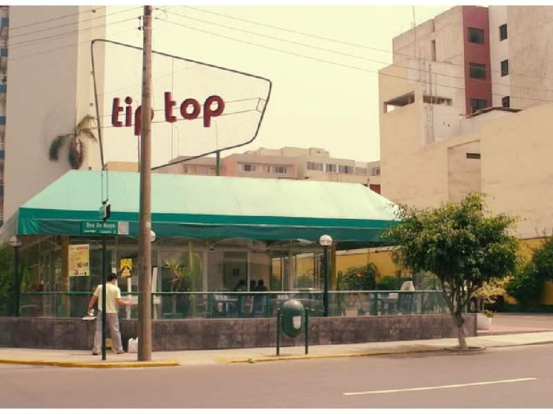 Restaurante Tip top fue clausurado por medidas sanitarias