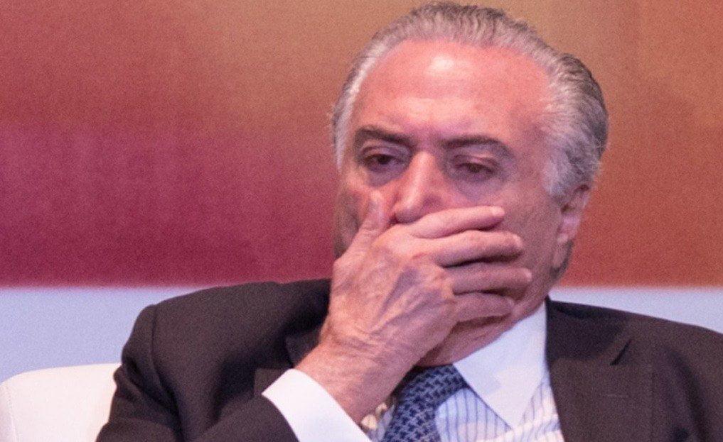 El presidente del Brasil Michel Temer en el ojo de la tormenta