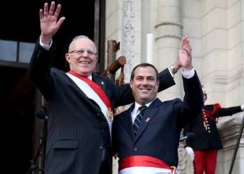 El ministro Bruno Giuffra pasará de PRODUCE al MTC.