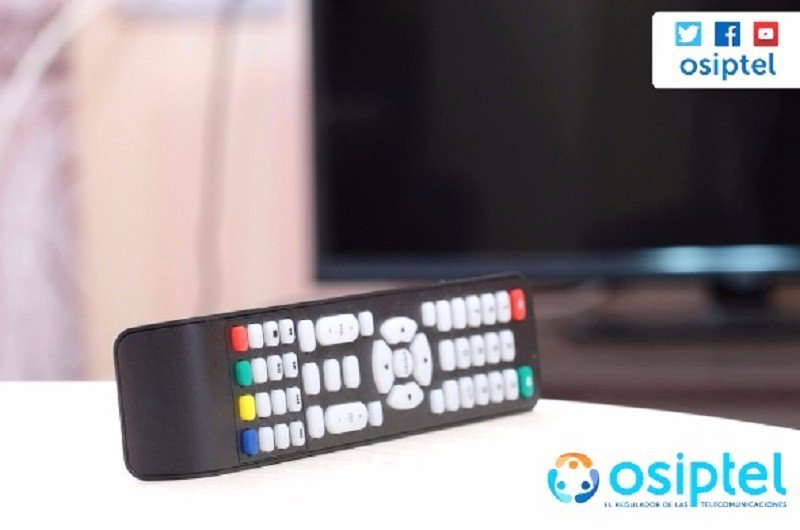 Osiptel confirma cobro irregular por decodificadores de TV por cable