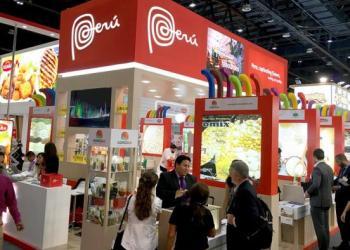 Perú destacó en feria de alimentos londinense.
