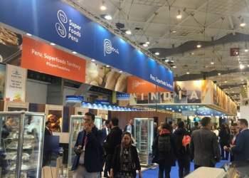 Exportadores peruanos participaron con éxito en la Seafood de Bruselas.