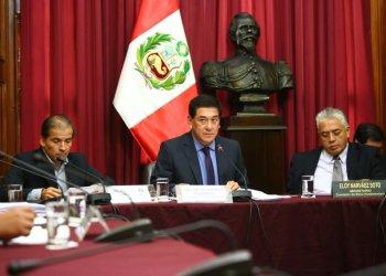 Grupo parlamentario de Ética desestimó denuncias contra legisladores de la bancada mayoritaria.