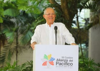 El presidente Kuczynski reiteró que el objetivo de la Alianza del Pacífico es generar empleo.