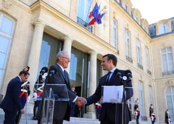 El presidente Kuczynski confirmó que su homólogo francés, Emmanuel Macron, visitará Lima en septiembre.