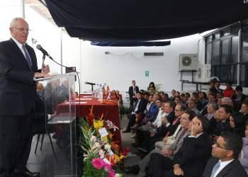 El presidente Kuczynski expresó hoy que los trámites deberían ser sencillos y no compilatorios.