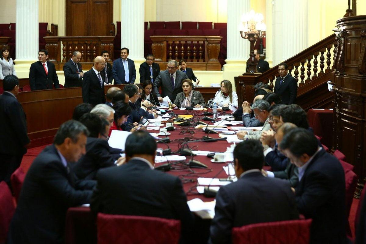 Subcomisión evaluará propuesta del Ejecutivo para nombrar al nuevo contralor