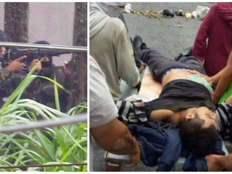 Crimenes de Nicolás Maduro