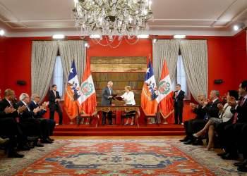 El presidente Kuczynski y su homóloga chilena, Michelle Bachelet; liderarán las reuniones de Estado entre ambos países.