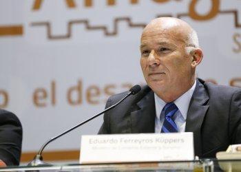 Mincetur, Perú, Eduardo Ferreyros, Exportaciones, Mensaje a la Nación, Pedro Pablo Kuczynski