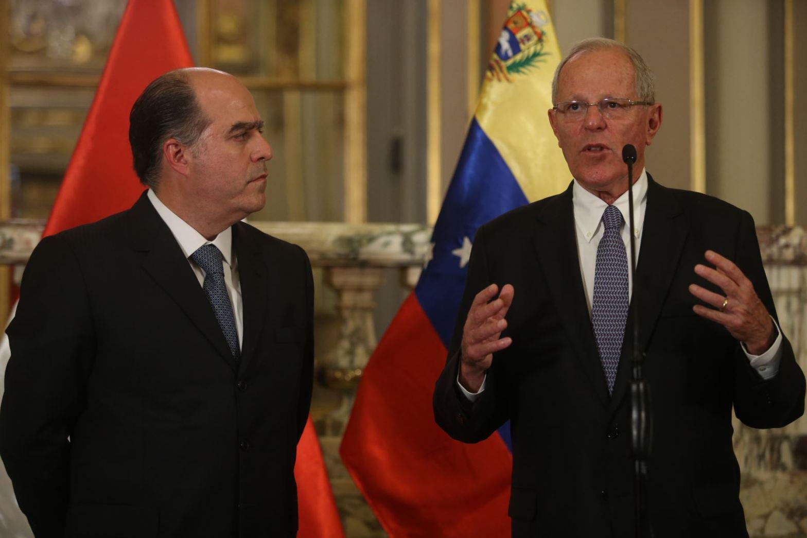 Gobierno de Kuczynski desconoce resultados de ilegítima Asamblea Constituyente de Maduro