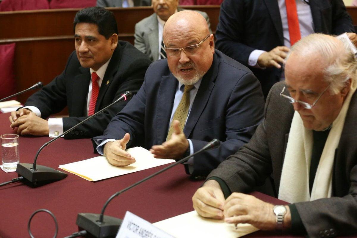 Congreso: Comisión de Economía convocó al titular del Sector Fernando Zavala