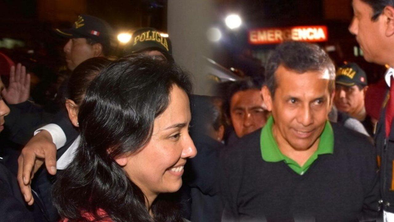 Ollanta Humala y Nadine Heredia continuarán en prisión