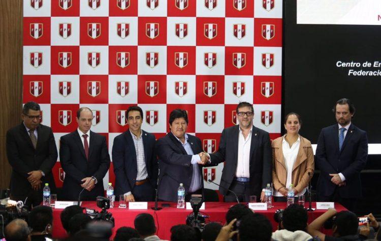 Perú se vestirá con ropa deportiva Marathon a partir de agosto del próximo año.
