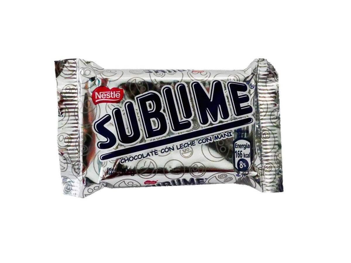 Sublime si es chocolate, así responde Nestlé