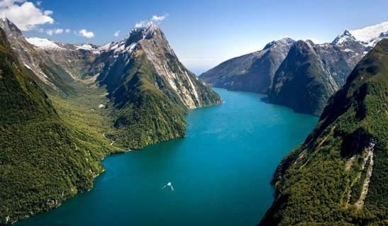 Tres datos sobre Nueva Zelanda y su compromiso con el medio ambiente