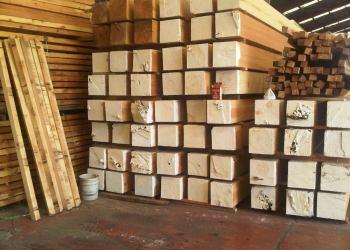 Hasta septiembre hubo poca demanda internacional de madera peruana para la construcción.