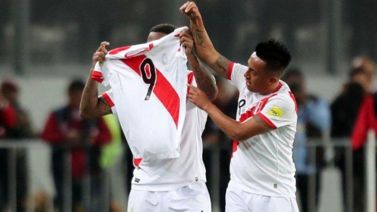 La selección peruana de fútbol está llena de Guerrero´s
