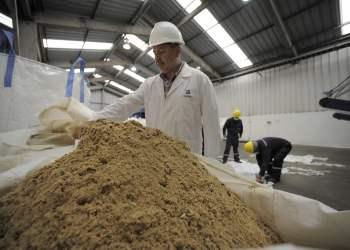 Las exportaciones pesqueras aumentaron su facturación casi en 50% gracias a los despachos de harina de pescado