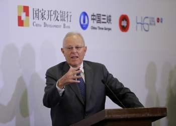 El presidente Kuczynski reiteró una vez más que no tiene relación con empresas vinculadas a Odebrecht.