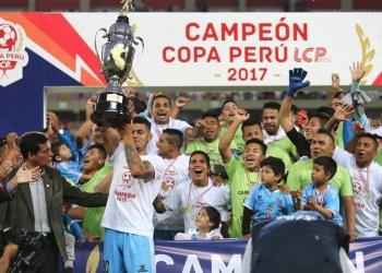 Binacional de Arequipa fue el mejor de la Copa Perú.