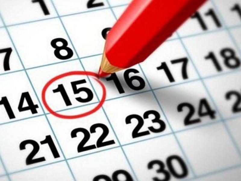 Feriado largo de fin de año se extenderá hasta el 2 de enero