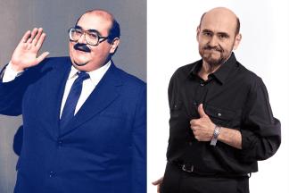 """Edgar Vivar el """"Señor Barriga"""""""
