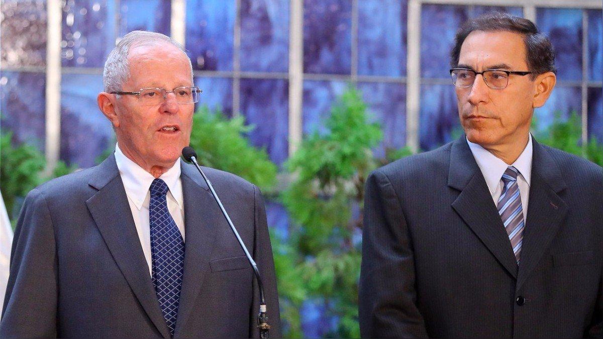"""Martín Vizcarra: """"Tengo lealtad con el presidente Kuczynski y con la plancha que conformo"""""""