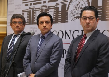 Bancada de PPK definió a sus integrantes en las comisiones Lava Jato y Justicia.