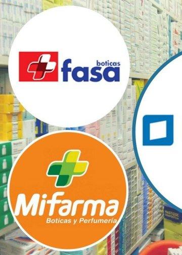 Intercorp adquiere cadena de farmacias peruanas