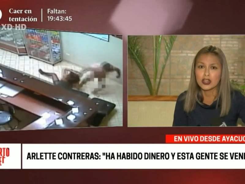 Caso de Arlette Contreras