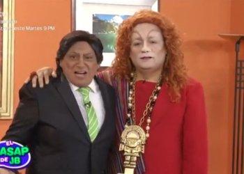 JB y Carlos Álvarez juntos de nuevo